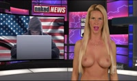totally naked journalist at TV ! film x hd, duree 20:27 - le 30.09.2014 20:24:00